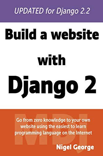 Build a website with Django 2