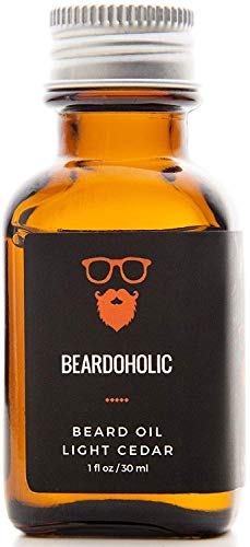 BEARDOHOLIC Premium Quality Beard Oil