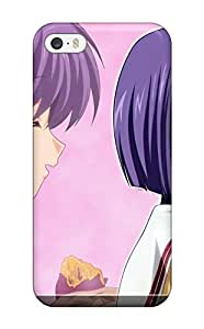 BMlUiCh9370JVoym Clannad Fashion Tpu 5/5s Case Cover For Iphone
