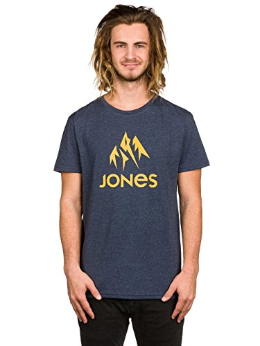 Herren T-Shirt Jones Snowboards Truckee T-Shirt