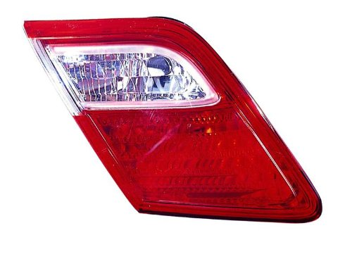 Depo 312-1312L-UF Toyota Camry Driver Side Tail Light Unit