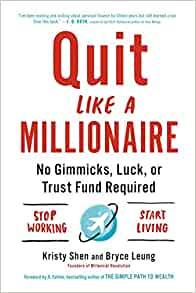 Image result for quit like a millionaire