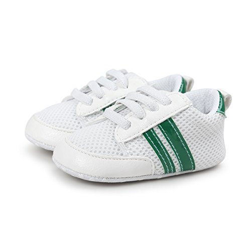 Tutoo Newborn Baby Boys Girls Toddler Soft Anti Slip Net Sole Surface Shoes Infant First Walkers Shoes Spring Sneakers