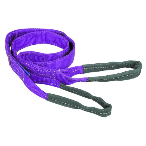 6 Feet X 2 Inch Web Lifting Sling 2000 Lb. Capacity Triple Stitched