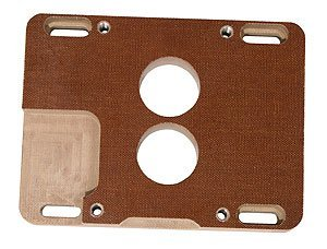 Price comparison product image Moroso 64952 Carburetor Adapter Plate