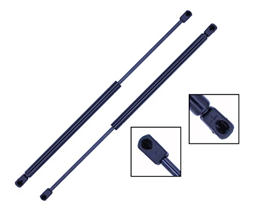 2 Pieces (SET) Hood Lift Supports 1989 To 1997 Ford Thunderbird (T-Bird) And Mercury ()