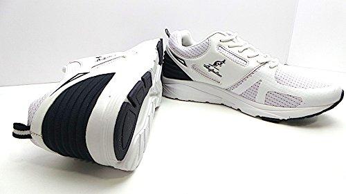 Bianco in Sneakers australiano uomo per materiale 01 sintetico OzCCwUqT0