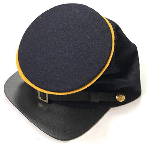 US Civil War Union Cavalry Forage Kepi (M) - Hats War Cavalry Civil