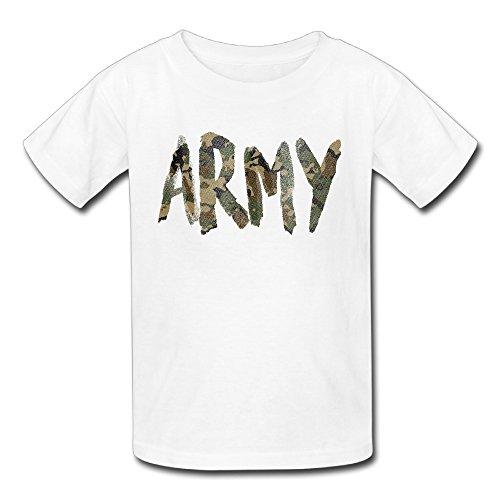 Us Army Breast Badge - US ARMY Shirt For Cowrie GirlGirs'