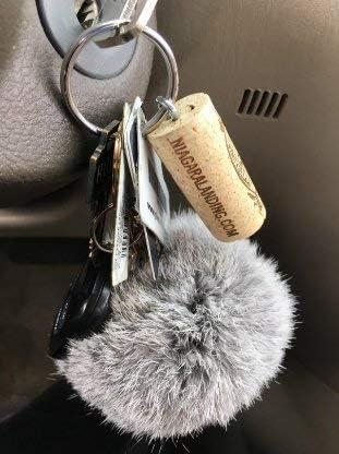 Details about  /Trinket Keyring Key Chains Fur Pom-Pom Key Chain Fashion Key Ring Ornament CF