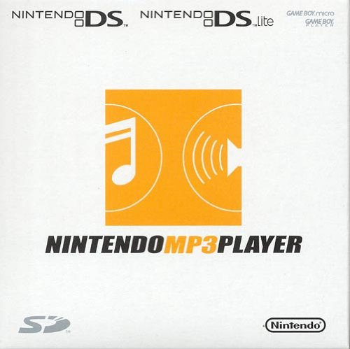- Nintendo MP3 Player