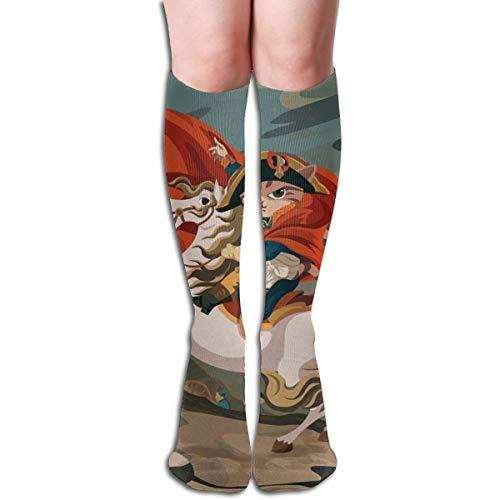 Adults Napoleon Cat Original Long Stockings Hose Casual Cheerleaders 20
