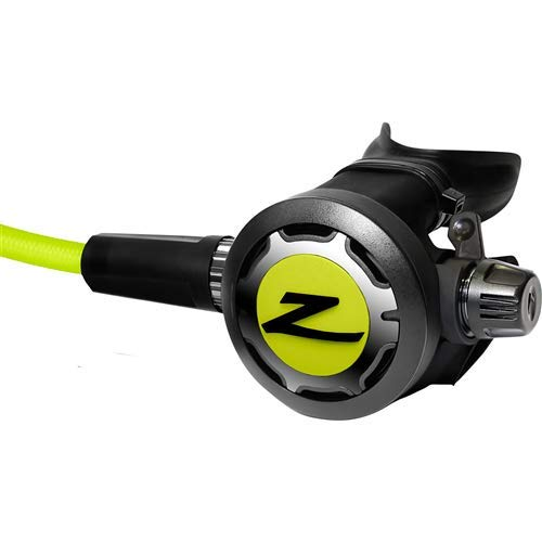 Zeagle Onyx II Octo with Hose Yellow