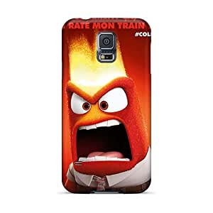 Samsung Galaxy S5 SuE8135Fyas Support Personal Customs Colorful Inside Out Series Great Hard Cell-phone Case -RandileeStewart