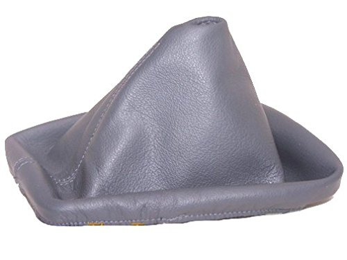 - For BMW E36 E46 1991-05 Shift Boot Grey Genuine Leather
