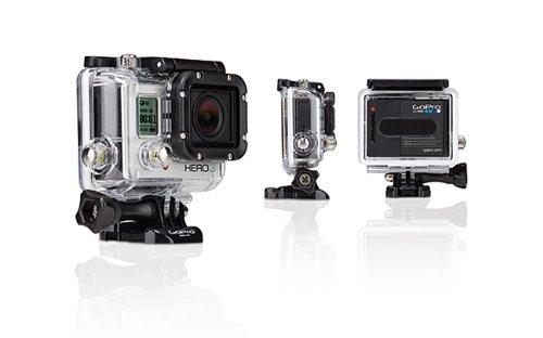 GoPro ウェアラブルカメラ HERO3 シルバーエディションCHDHN-301-JP