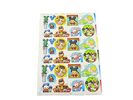 Fisher Price Magic of Disney Magical Day at Disney by Little People Replacement Stickers Mattel