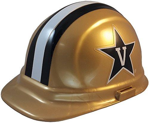 Wincraft NCAA College Ratchet Suspension Hardhats - Vanderbilt Commodores Hard Hats