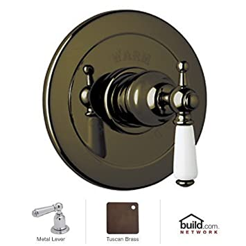 Amazon.com: Rohl U.6000L-EB Kit Perrin & Rowe Edwardian Pressure ...