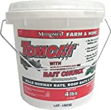 Best Rat Poisons - MOTOMCO Tomcat Mouse and Rat Bromethalin Bait Chunx Review