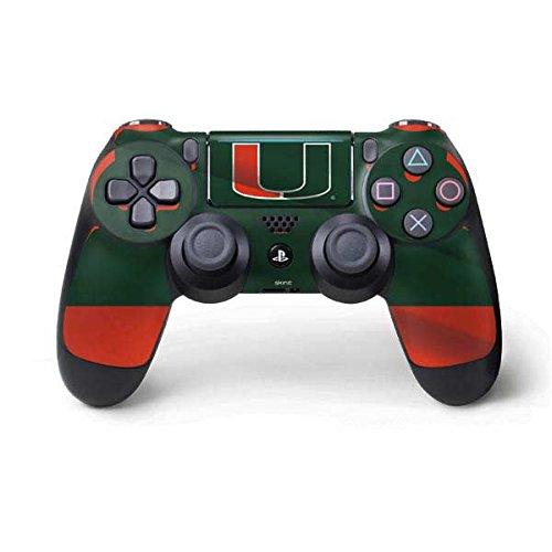 University of Miami PS4 Pro/Slim Controller Skin - Miami Hurricanes Flag | Schools & Skinit Skin