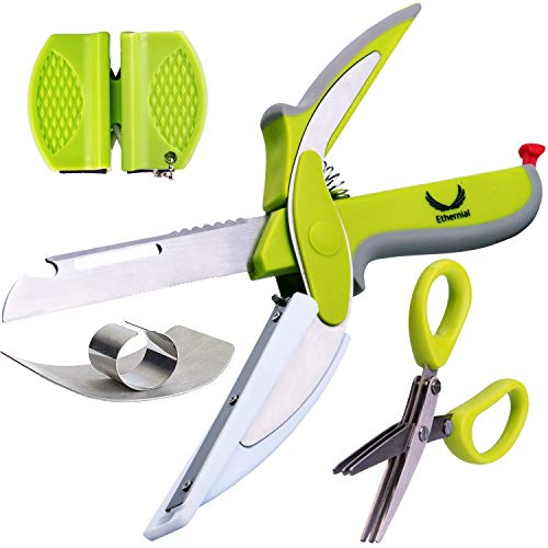 Ethernial 6-in-1 Food and Salad Chopper Set - Smart Kitchen