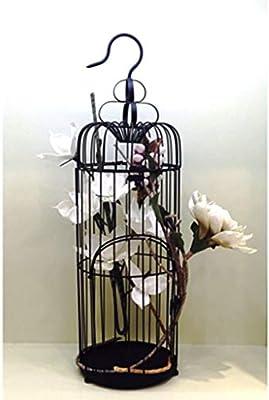 jaula HLF- Dos pájaros Decorativas/escaparate, pájaros, Soporte de ...