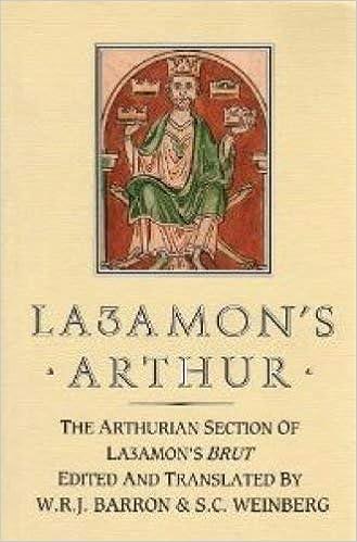 Layamon arthurian