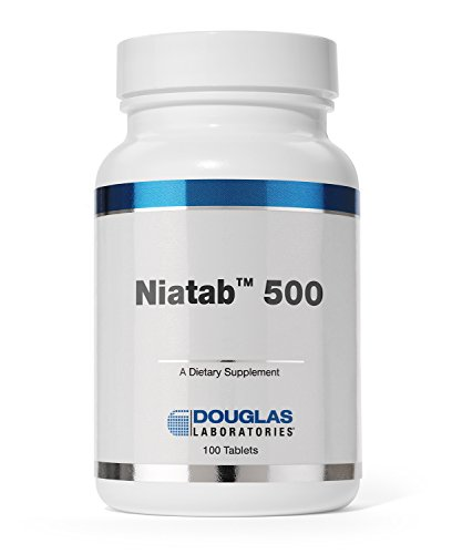 Douglas Laboratories - Niatab 500 -
