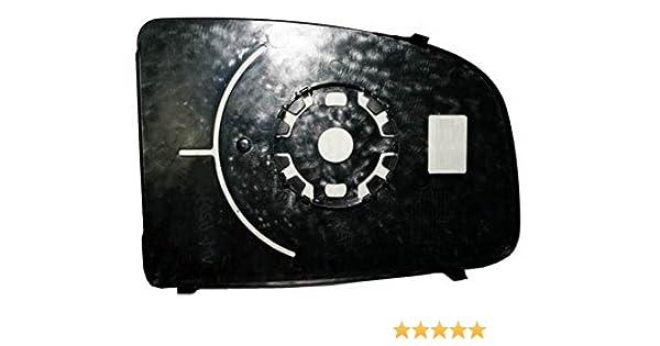 IPARLUX - Espejo JUMPER/DUCATO/BOXER(06>) - Cristal+Base Derecho CONV Superior: Amazon.es: Coche y moto