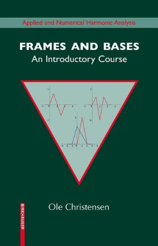frames and bases an introductory course 感想 ole christensen 読書