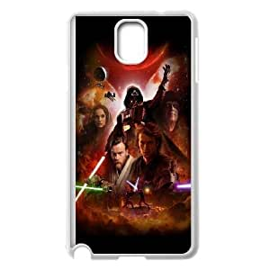 Star Wars Poster Samsung Galaxy Note 3 Cell Phone Case White Exquisite gift (SA_615276)