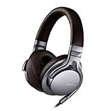 SONY MDR-1A SILVER High-Resolution Audio Headphones