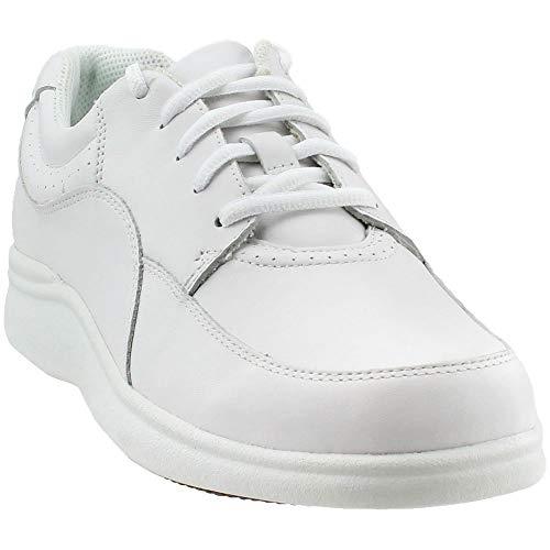 Hush Puppies Women's Power Walker Sneaker,White,9.5 W US