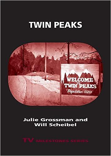 Twin Peaks (TV Milestones Series): Amazon.es: Grossman, Julie, Scheibel, Will: Libros en idiomas extranjeros