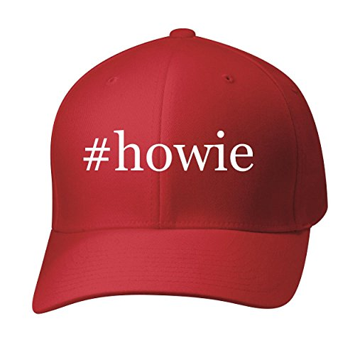 Bh Cool Designs  Howie   Baseball Hat Cap Adult  Red  Small Medium