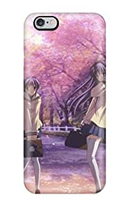 Iphone 6 Plus Case Slim [ultra Fit] Clannad Protective Case Cover
