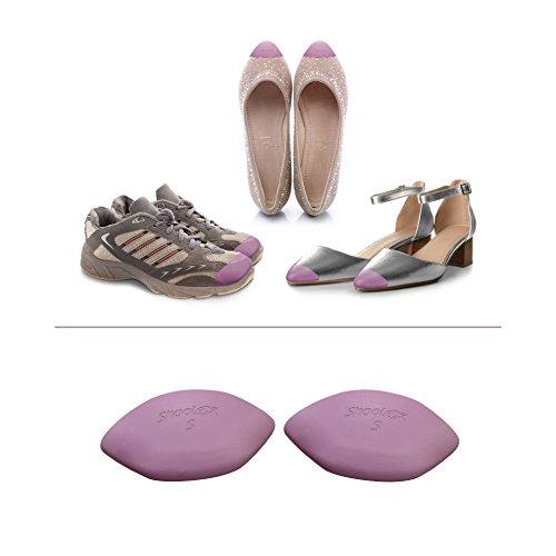 (Shoolex Shoe Filler Unisex Inserts to Make Big Shoes Fit)