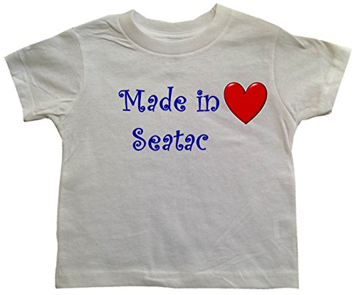 MADE IN SEATAC - City-series - BigBoyMusic Toddler T-shirt - size Small (2T)]()