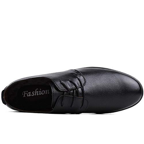 Colore Colore Colore Marrone Sneaker Suola Suola Suola Suola da 9 5 in alla da Donna ZHRUI Uomo in UK caucciù Dimensione Moda Marrone 1ABUPUxwq