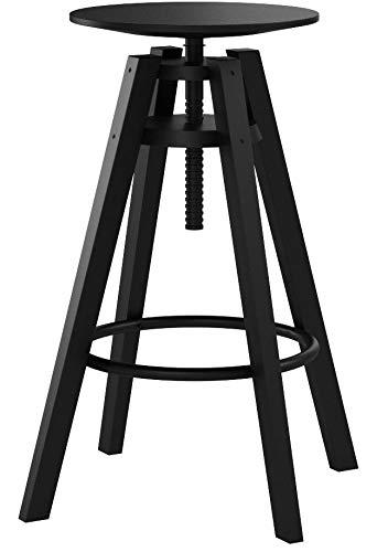 IKEA DALFRED Bar stool, black by IKEA