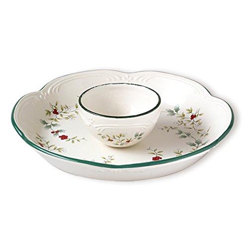10966000 Pfaltzgraff Winterberry Dinnerware, Assorted