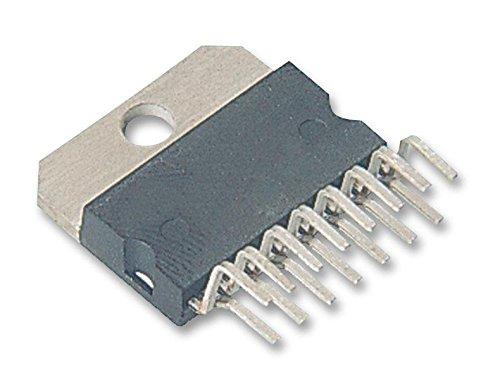 IC de - amplificadores - Amp Potencia AB 5 + 5 W multiwatt15 ...