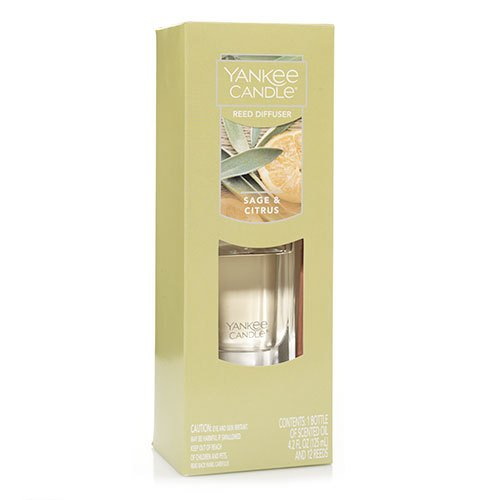 Yankee Candle Reed Diffuser, Sage & Citrus