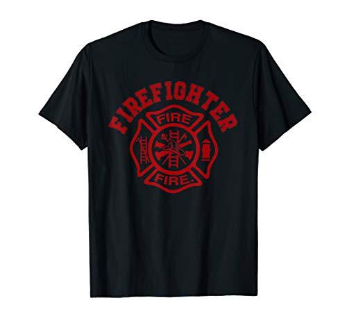 Firefighter Uniforms - Fire Department Uniform T-Shirt - Official
