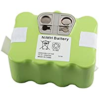 PAKWANG 2200mAH Replacement Battery for A325&A320 Robot Vacuum Cleaner