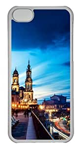 Altstadt Dresden Custom iPhone 5C Case Cover Polycarbonate Transparent