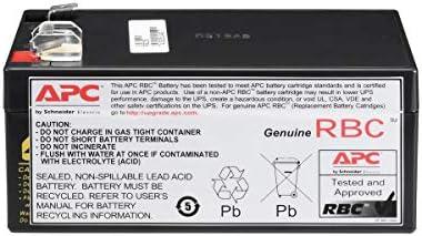 USV Akkusatz kompatibel APC Back-UPS RS BR550 GI RBC110 RBC 110 Batterie Ersatz