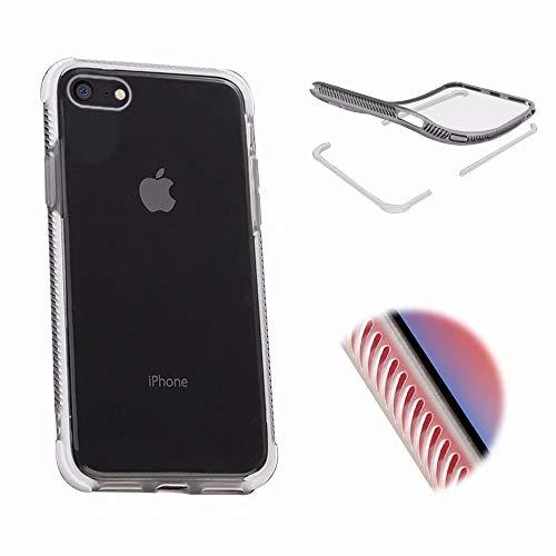MingKun Fundas iPhone iPhone iPhone TPU 7 6 2et1 4 6S Silicona Pulgada Suave Funda 6S 6 Carcasa para Transparente fwqpE8x