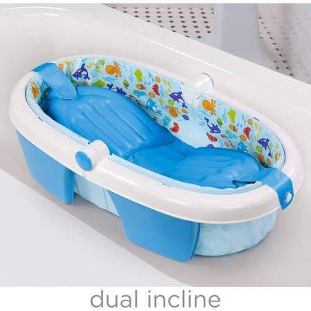 Tub Summer (Summer Infant Fold Away Baby Bath)